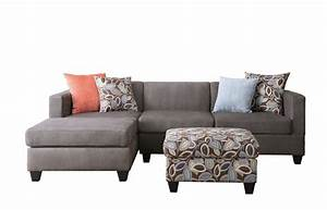 types of best small sectional couches for small living With throw pillows on sectional sofa