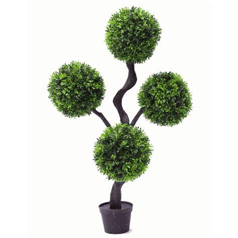 90cm (3ft) Large Artificial Plant Boxwood Realistic