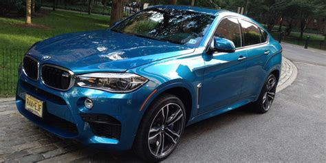 Bmw X6 M First Drive And Review