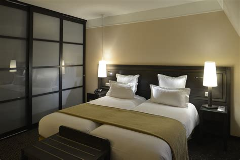 Nos Chambres & Suites  Chambre Deluxe Hotel Strasbourg