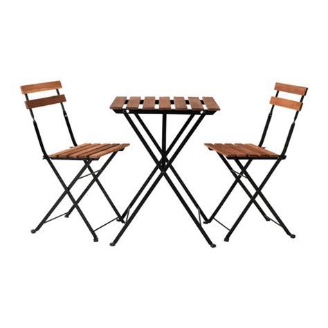 chaise exterieur ikea tärnö table 2 chaises extérieur ikea
