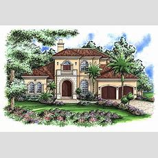 Mediterranean Designs, Florida Style Home Plans, House