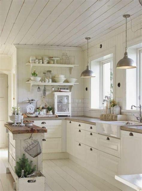 cuisine en et blanc le carrelage blanc 74 idées fantastiques pour le revêtement