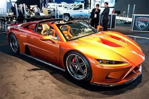 Exotic Sports Cars Made In America