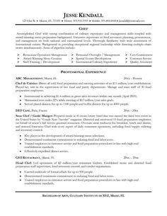 Culinary Resume Objective Sle by Resume For Sheriff Deputy The Best Estimate Professional