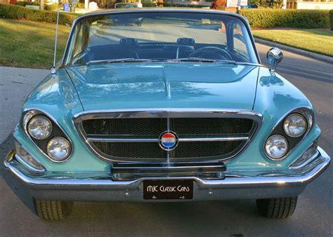 american classic cars  chrysler   door hardtop