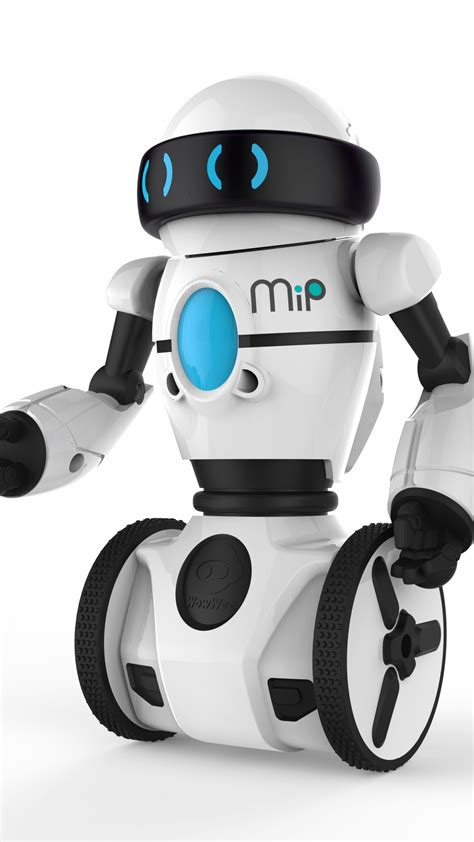 wallpaper wowwee mip  robots   review