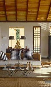 Contemporary Interior Design Ideas | Tropical living room ...