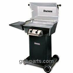 7200 Ducane Stainless Steel Gas Grill S Burner Set for 1605 864 sq in New