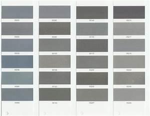 einzigartig nuancier de gris palette couleur on decoration With nuancier de gris peinture