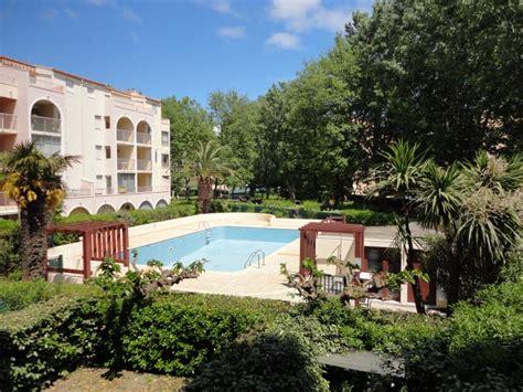location chambre avec privatif locations appartements le cap d agde lagon bleu oasis
