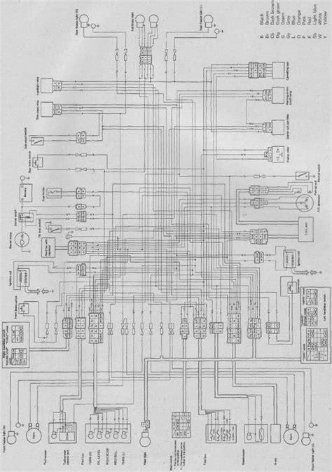 Yamaha Virago Service Manual Page