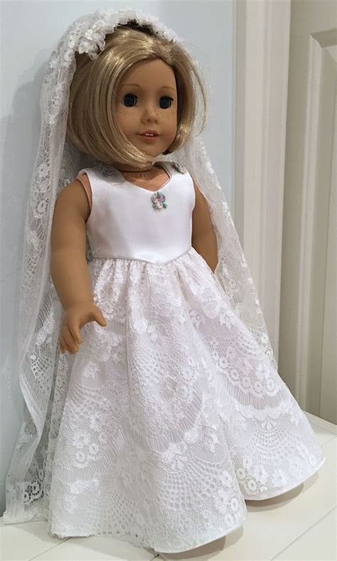 american girl doll wedding dress pattern wedding dresses