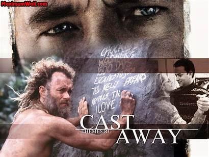 Cast Away Breakdown Castaway Film Act Hanks