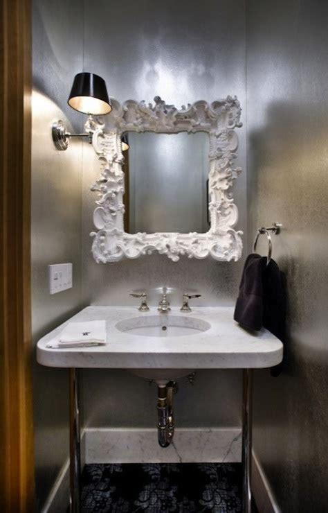 metallic wallpaper bathroom  grasscloth wallpaper
