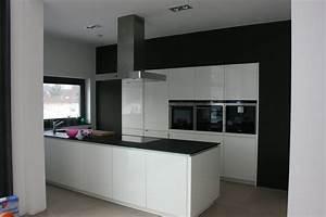 schwarz weisse kuche bauemotionde With schwarz weiße küche