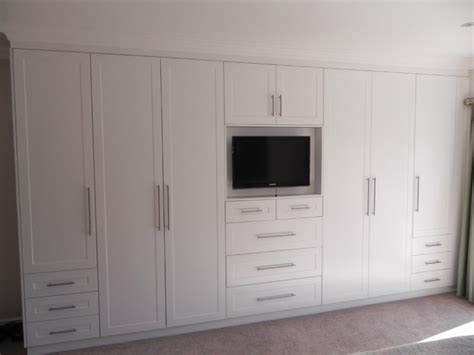best under cabinet tv white bedroom cupboards with stylish television built in