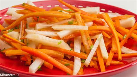 cuisiner des pommes de terre nouvelles salade de carotte chou et concombre kilometre 0 fr