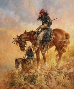 34 best Wild West Art Paintings Americana images on ...