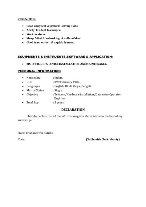 resume problem solving resume ideas