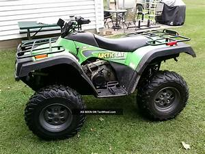 2003 Arctic Cat 400