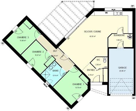 surface minimum chambre surface habitable 106 m surface séjour cuisine 42 30