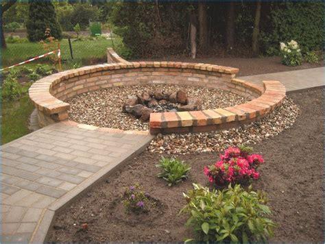 Garten Gestalten Feuerstelle by Feuerstelle Garten Gestalten