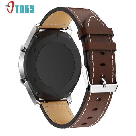 Excellent Quality Replacement Leather Bracelet Watch Strap