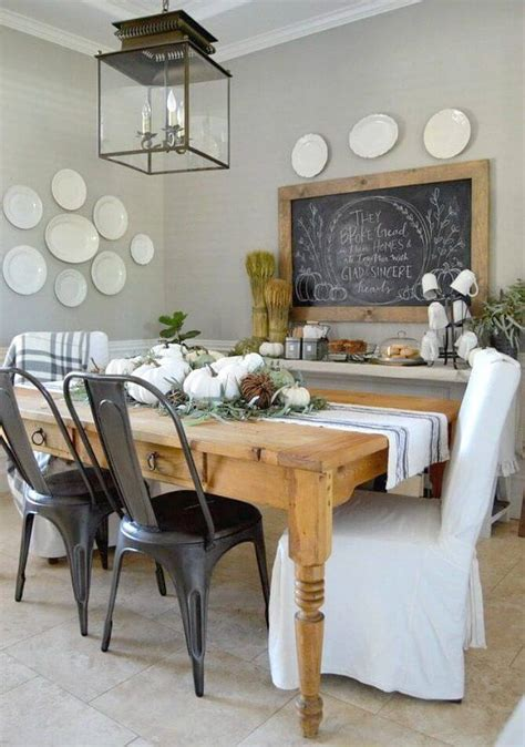 country dining room wall decor 37 best farmhouse dining room design and decor ideas for 2017 Country Dining Room Wall Decor