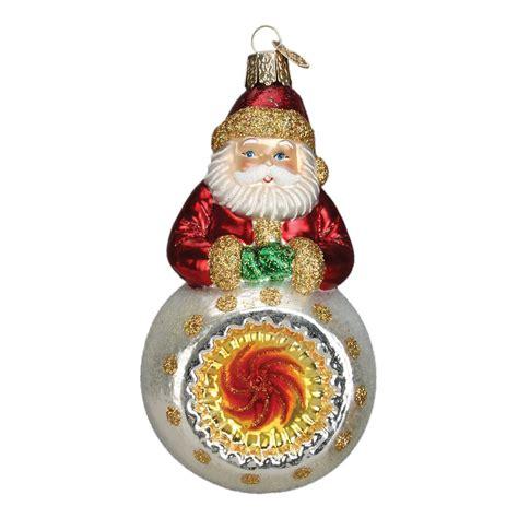 kris kringle reflector ornament traditions