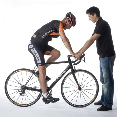 bike saddle height adjust position properly right correct body setting which