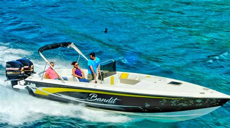 Speed Boat Tours by Speed Boat Tours Hackshaw Boat Charters St Lucia