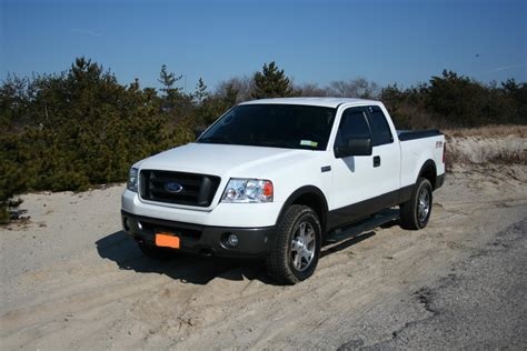 Supercab Modification by Jkstang78 2006 Ford F150 Cabfx4 Styleside 4d