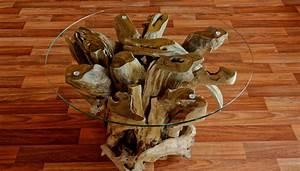 Wurzelholz Tisch Mit Glasplatte : wurzelholz wurzel tisch couchtisch mit glasplatte rund massiv natur wurzeltisch wurzelstock ~ Bigdaddyawards.com Haus und Dekorationen