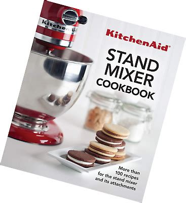kitchenaid stand mixer cookbook cooking recipes kitchen