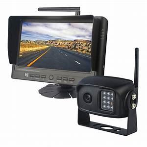 7 Inch Wireless Backup Camera System