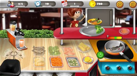 Food Games Cooking Chef Food Games Ios Android Gameplay Youtube