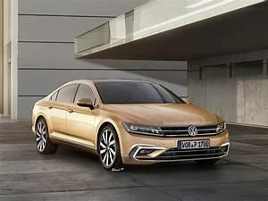 Volkswagen Passat Cc : 2016 volkswagen cc rendered to four door coupe perfection autoevolution ~ Gottalentnigeria.com Avis de Voitures