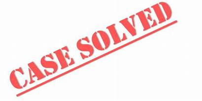 Solved Case Clipart Mystery Stamp Shekere Lp