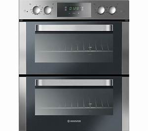 HOOVER HO7D3120IN Electric Built-under Double Oven ...