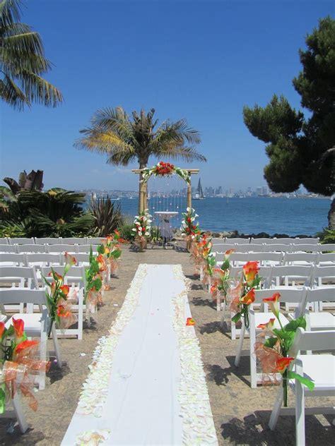 bali hai restaurant wedding shelter island san diego ca