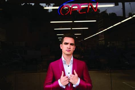 Five Minutes With Panic At The Disco S Brendon Urie
