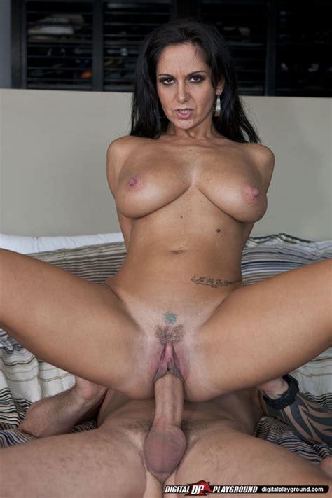 Big Busted Latina Milf With Hot Ass Blows And Fucks A Big Cock