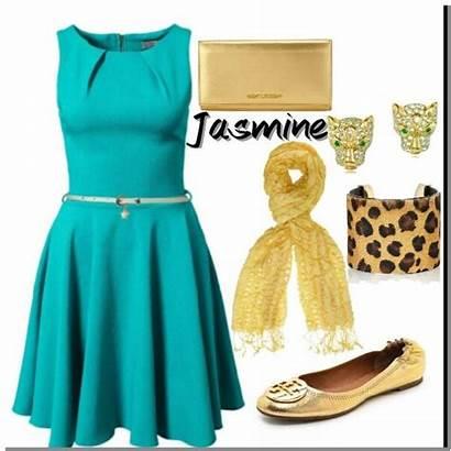 Disneybound Polyvore Jasmine Disney Version
