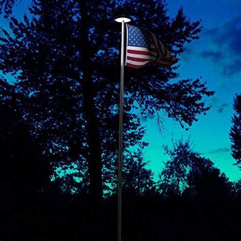 outdoor flag pole lights super bright white flag pole topper led outdoor lighting