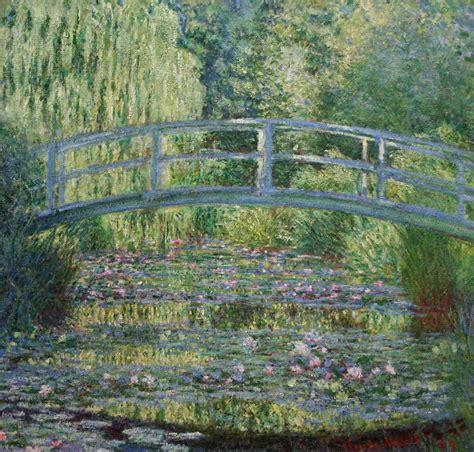 Giverny Monet Garten by Monet Japanische Br 252 Cke In Monets Garten Beautiful