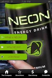 NEON The Premium Energy Drink Android Apps on Google Play
