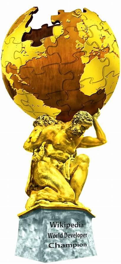 Atlas Trophy Bronze Wikipedia Fitxategi Commons Pixel