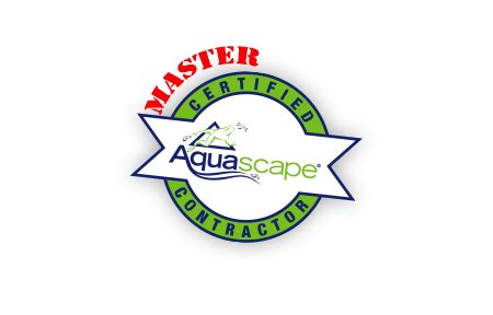 Logo Aquascape by Living Waters Pond Garden