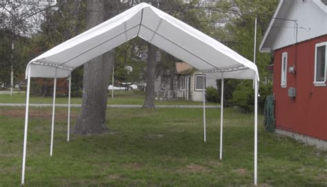 canopy tent assembly instructions diy steps